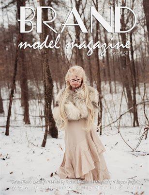 Brand Model Magazine  Issue # 501