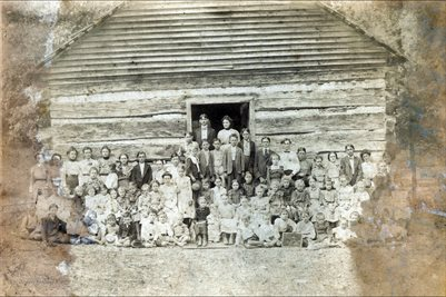 1901, PEABODY SCHOOL, DICKSON COUNTY TENNESSEE