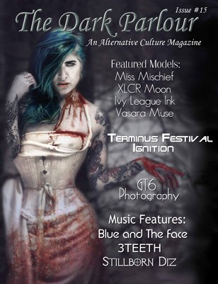 Dark Parlour - Tattoos & Body Mods - Issue #15