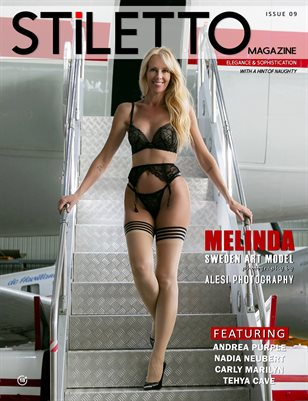 STiLETTO Magazine 09 Ft. Melinda
