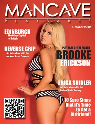 MANCAVE PLAYBABES ISSUE 3
