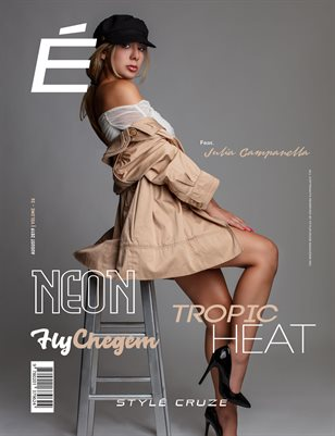 August 2019 Issue (Vol: 26) | STYLÉCRUZE Magazine