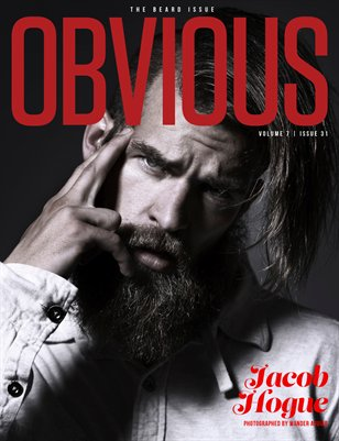 The Beard & Model Issue: Jacob Hogue