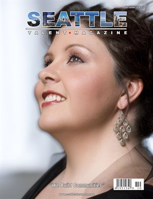 Seattle Talent Magazine October 2015 Edition