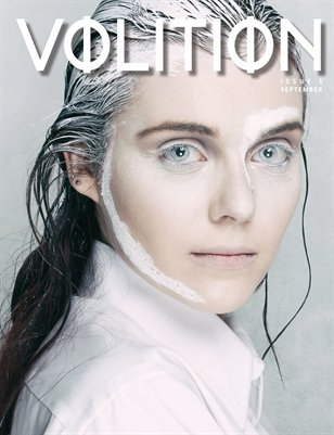 ISSUE 5: SEPT 2016: FASHION COVER