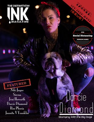 TDM: INK Darcie Diamond May 2020 cover 1