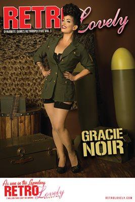Gracie Noir Cover Poster