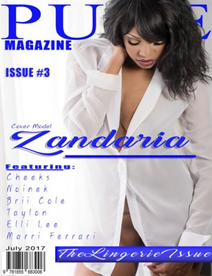 """PURE MAGAZINE """"THE LINGERIE ISSUE"""""""