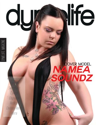 Dymelife Magazine #02 (Namea Soundz Cover)