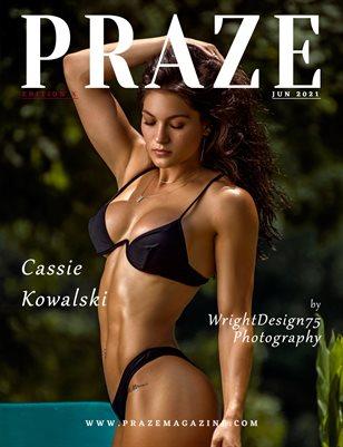 PRAZE Magazine | EDITION X - Jun 2021