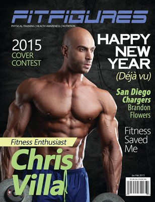 Jan/Feb 2015 - Chris Villa