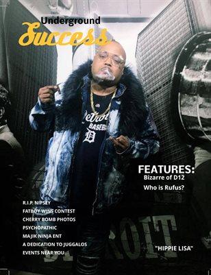 Underground Success Issue 4