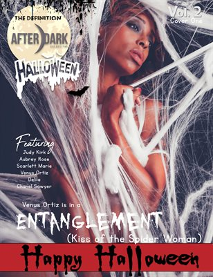 TDM Afterdark : Venus Ortiz Halloween 2020 Vol.2  Cover 1