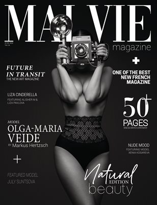 MALVIE Mag | Natural Beauty Edition | Vol. 26 JUNE 2020