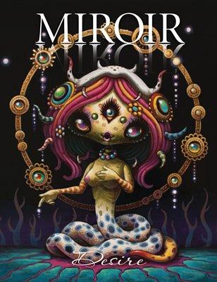 MIROIR MAGAZINE • Desire • Yoko d'Holbachie