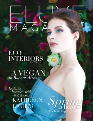 Eluxe Magazine Issue 14