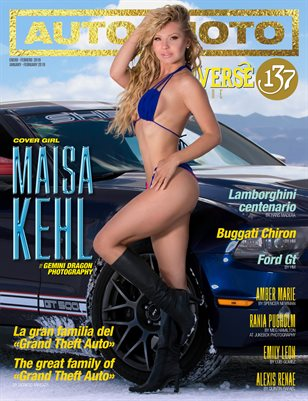 AUTO & MOTO MAGAZINE JANUARY -FEBRUARY 2019