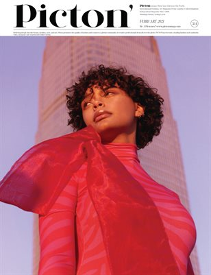 Picton Magazine February 2021 N534 Cover 5