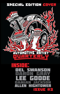 Automotive Artist Quarterly Issue 3