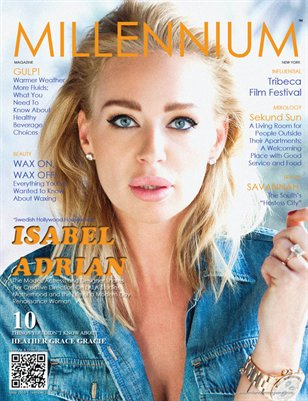 MILLENNIUM MAGAZINE | MAY 2015