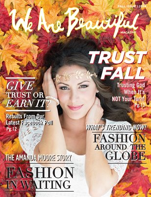 We Are Beautiful Fall Magazine