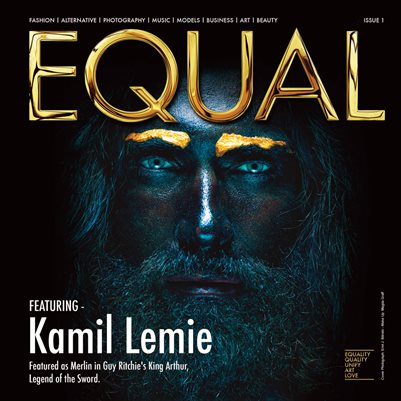 EQUAL Magazine issue 1