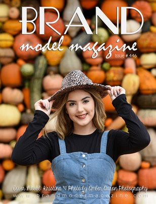 Brand Model Magazine  Issue # 446