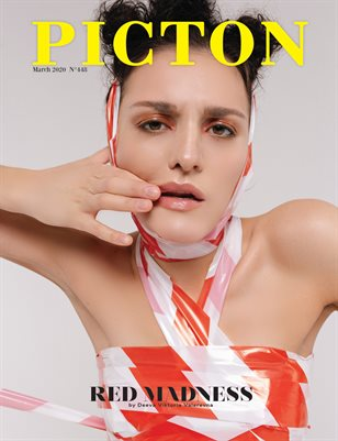 Picton Magazine MARCH  2020 N448 Cover 1