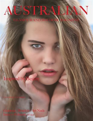 Australian Glamour and Boudoir Magazine - Edition 1