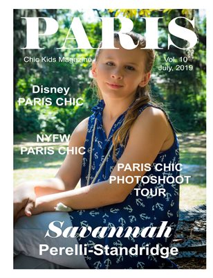 Savannah Perelli- Standridge