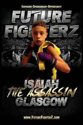 Isaiah Glasgow Arena Poster