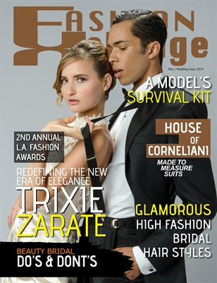 Fashion Xchange Magazine - May | Wedding Issue