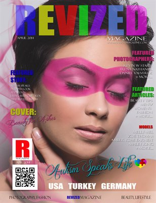 Revized Magazine April issue