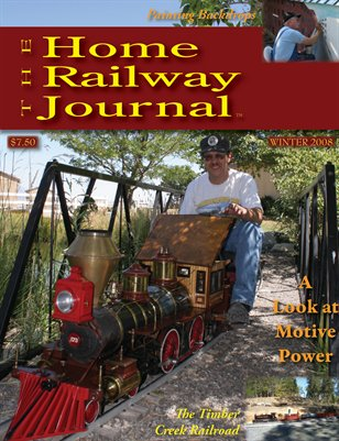 Home Railway Journal: WINTER 2008