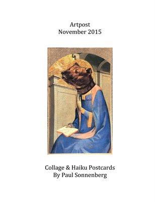 Artpost - November 2015