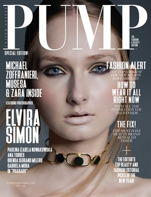 PUMP Magazine - The Fashion Legend Edition Vol. 2