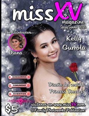 missXV Magazine 2020 Edition