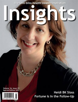 Insights Excerpt featuring Heidi BK Sloss