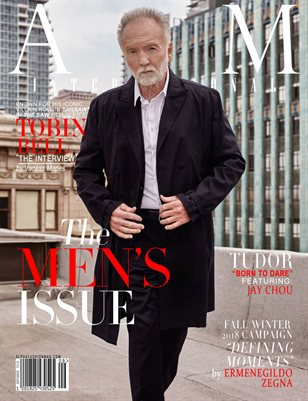 Men's Issue 2018-Tobin Bell