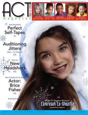ACT Like A Child Magazine Issue 13
