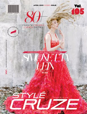 APRIL 2021 Issue (Vol: 105)   STYLÉCRUZE Magazine