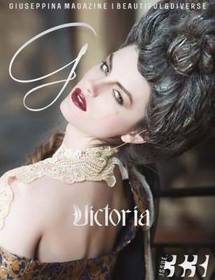 Issue #33: VICTORIA (Cover 1)