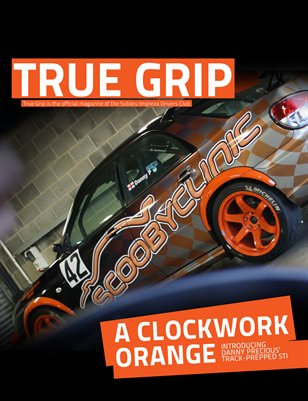 TRUE GRIP | FEB 2012