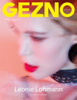 GEZNO Magazine January 2020 Issue #01