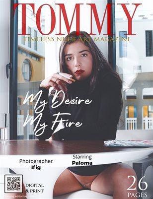 Paloma - My Desire My Fire - Ifig