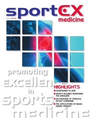 sportEX medicine: April 2010 (issue 44)