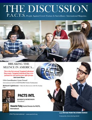 P.A.C.T.S. NTL MAGAZINE issue 1 July - October 2018
