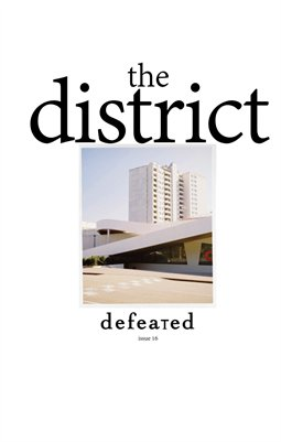 The Distric - issue #16
