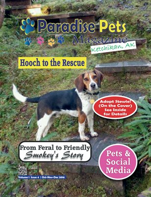 Paradise Pets Magazine, Ketchikan, AK Vol. 1 Issue 4