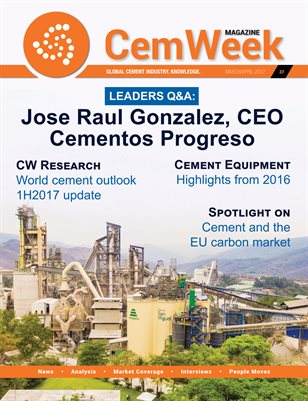 CemWeek Magazine: March/April 2017